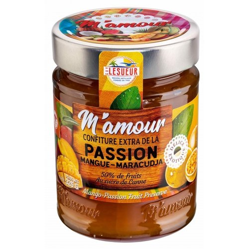 confiture m'amour paris